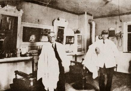 Al's Barber Shop