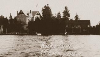 Rocky Point Inn, Fourth Lake, Inlet