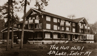 The Holl Hotel, Fourth Lake, Inlet
